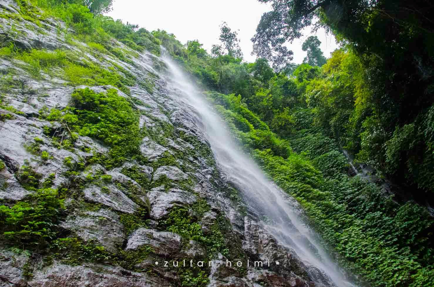 Air Terjun Gunung Palang, Keindahan Dibalik Hutan Belantara