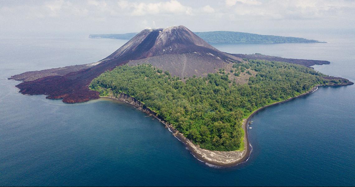 pemandangan alam Indonesia