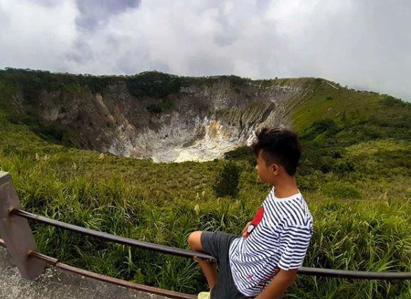Gunung Mahawu Tempat Wajib Para Pendaki Dan Fotografi Destinasi Travel Indonesia
