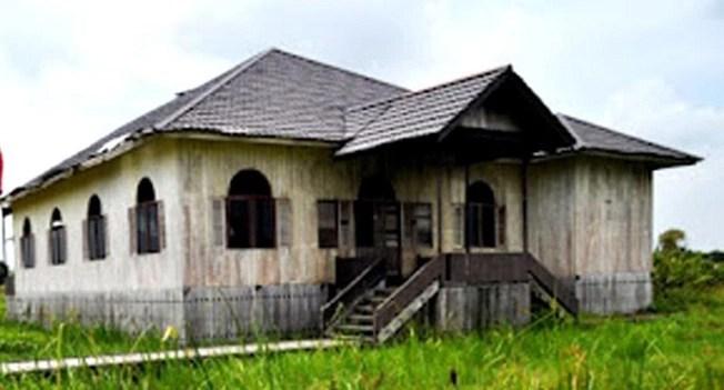 Situs Kerajaan Kubu, Saksi Bisu Wilayah Kubu Raya ...