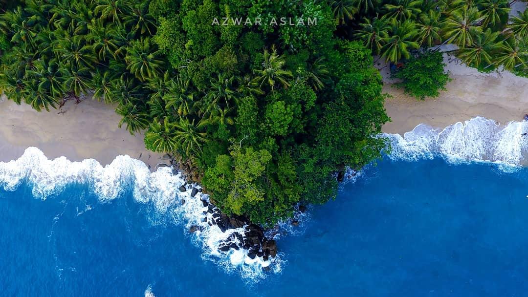 Tempat Yang Damai Itu Bernama Pantai Sivalenta Destinasi Travel Indonesia